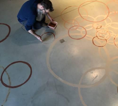 ETHERSECTION  Une exposition de l'artiste Philippe Charles